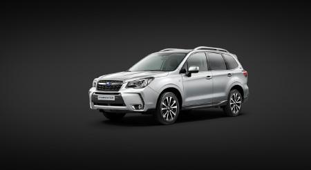 Юбилейная серия Subaru Forester