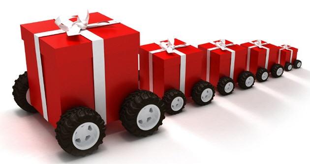 Зимние шины в подарок!